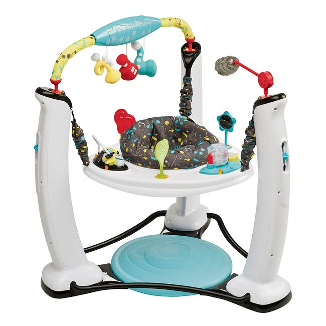 Evenflo Exersaucer Jump and Learn in Jam Session - Thumbnail 0