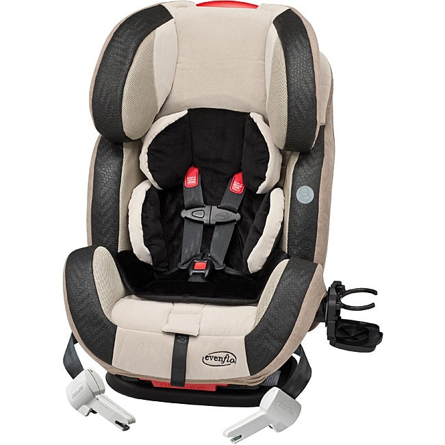 evenflo symphony 65 e3 trutether all in one car seat in roy free shipping today overstock. Black Bedroom Furniture Sets. Home Design Ideas