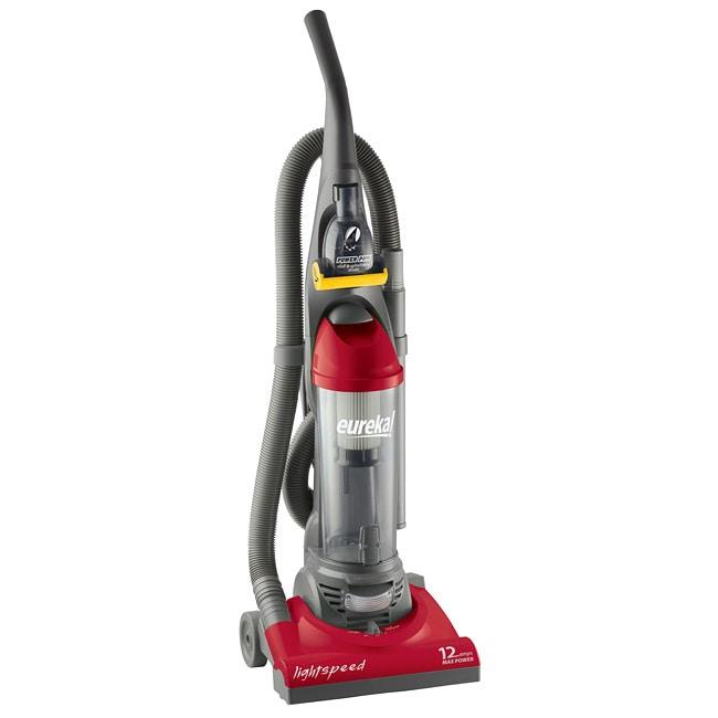 Eureka R4711B LightSpeed Bagless Vacuum (Refurbished)