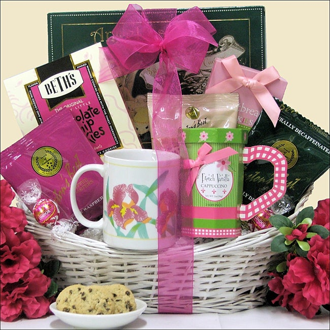 Warm Thoughts Coffee Gift Basket
