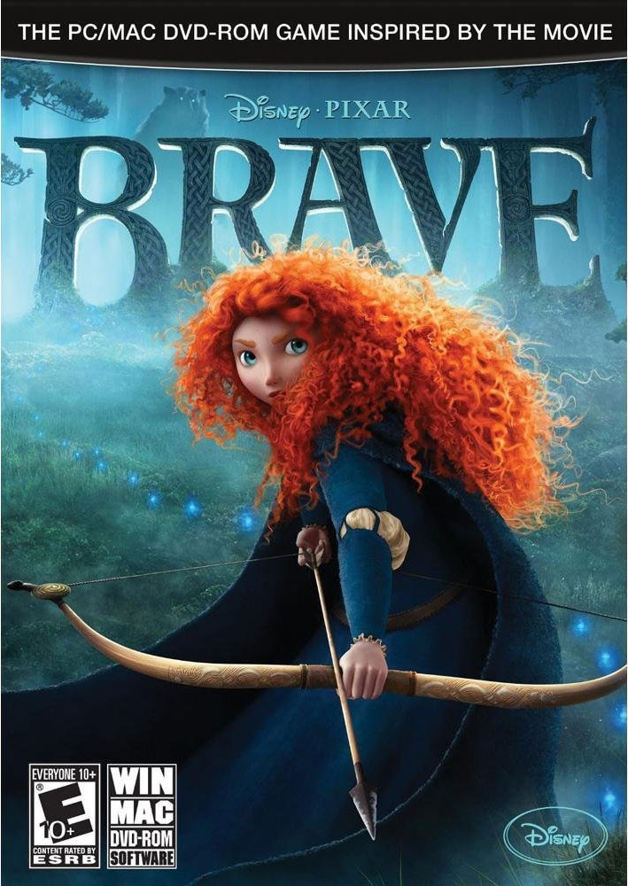PC - Brave The Video Game