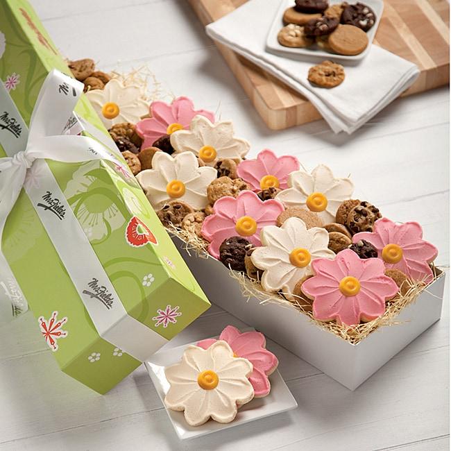 Mrs. Fields Springtime Bouquet Gift Box