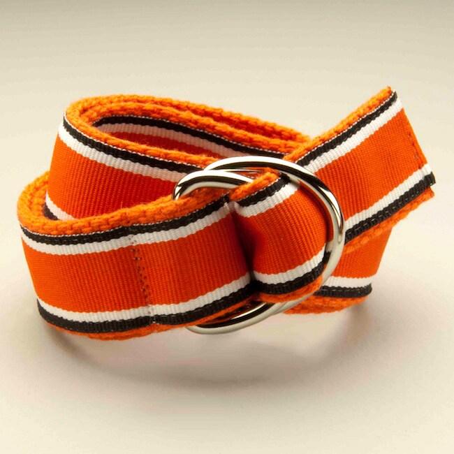Oriole Kids D-Ring Belt