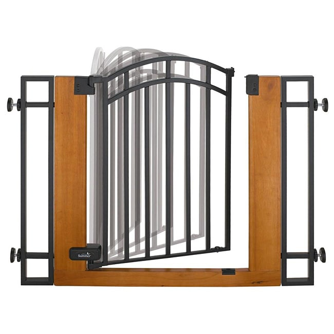 Summer Infant Sure And Secure Walk Thru Gate Free