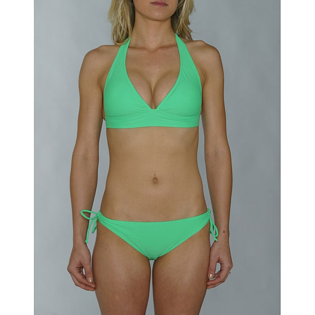 Island World Junior's Green Bikini