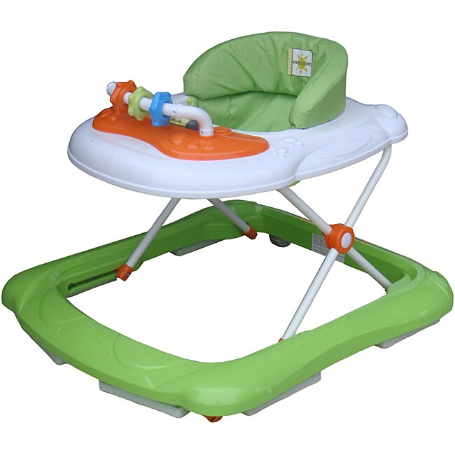 BeBeLove Baby Walker in Green