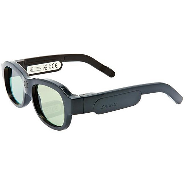 Xpand X104SX2 YOUniversal Small Blue/Black 3D Glasses