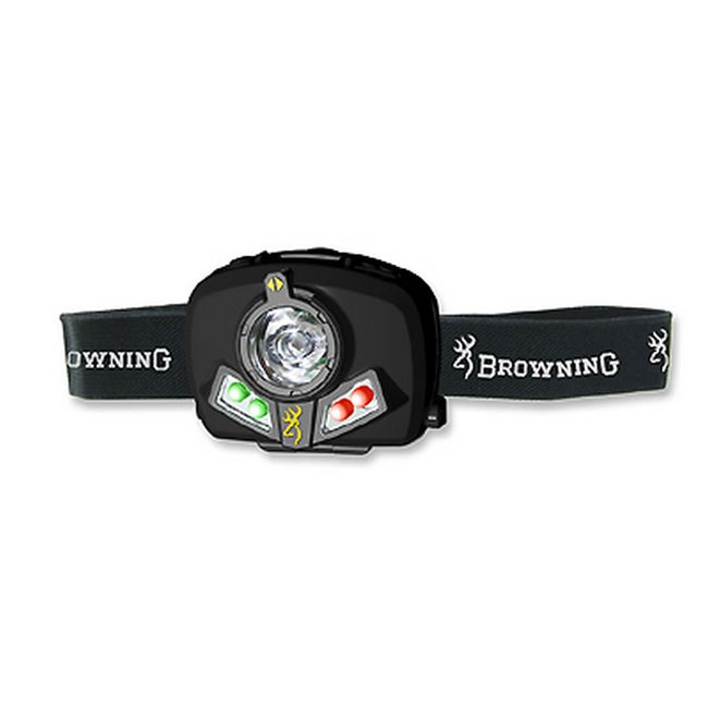 Pro Hunter Black Maxus Headlamp LED Light