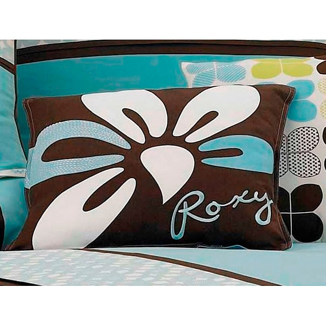 Roxy Julia Floral Decorative Pillow