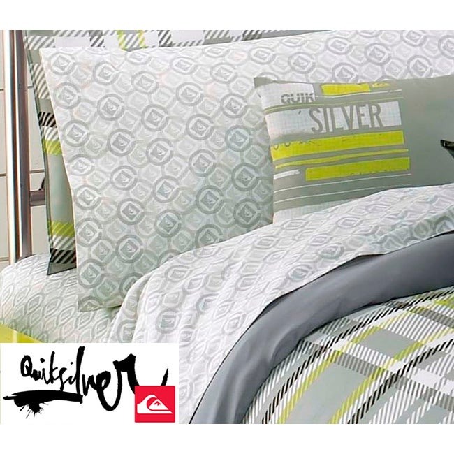 Quiksilver Disruptor Twin XL-size 200 Thread Count Sheet Set - Thumbnail 0
