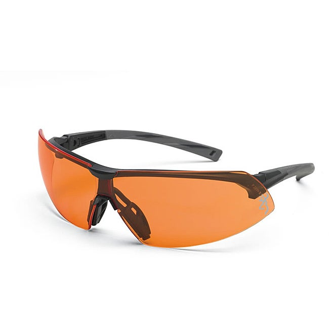 Browning Buckmark Orange Shooting Glasses