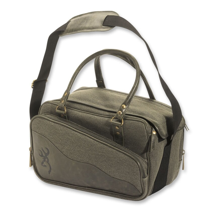 Browning Olive 2 Pistol Birch Creek Bags/Pouches