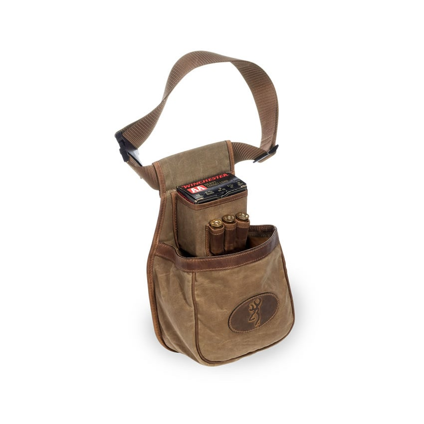 Browning Santa Fe Series Field Shell Pouch Carry Bag