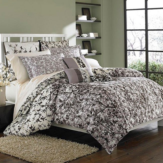Bonsai King-size 8-piece Duvet Cover Set