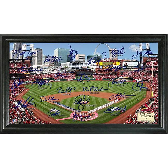 St. Louis Cardinals Signature Field Frame