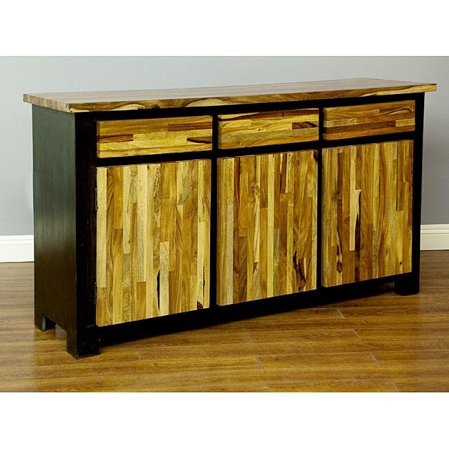 Kosas Home Marpen 3 Drawer 3 Door Buffet