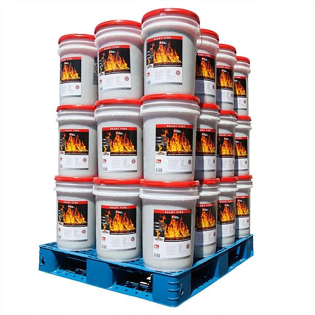 Ready Fire Pallet (36 buckets)