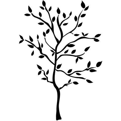 RoomMates Tree Branches Peel and Stick Wall Decals
