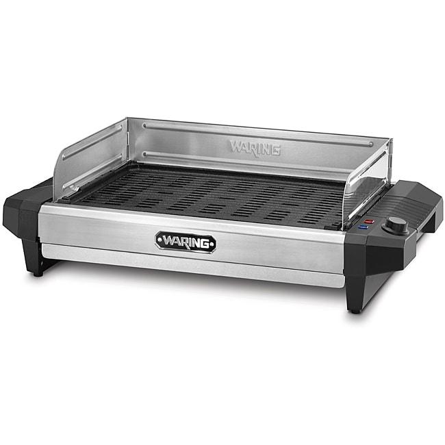 Waring Pro CIG100 1800 Watt Cast Iron Grill