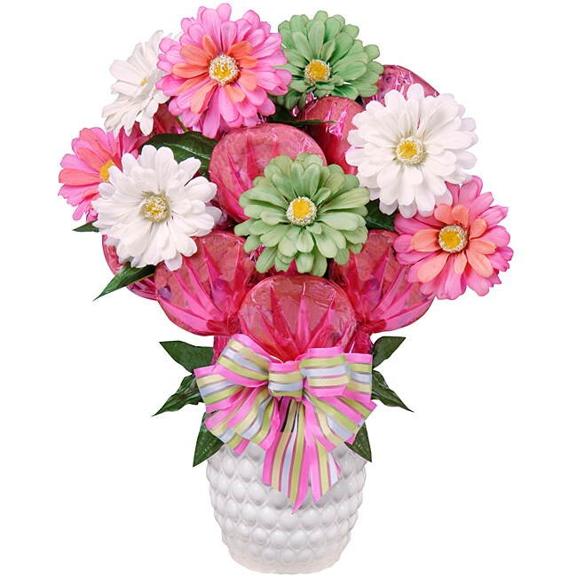 Cookie Bouquet Silk Flower Bouquet