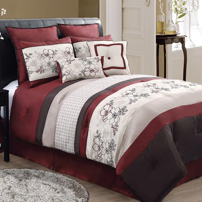 VCNY Mirabel 8-piece Comforter Set