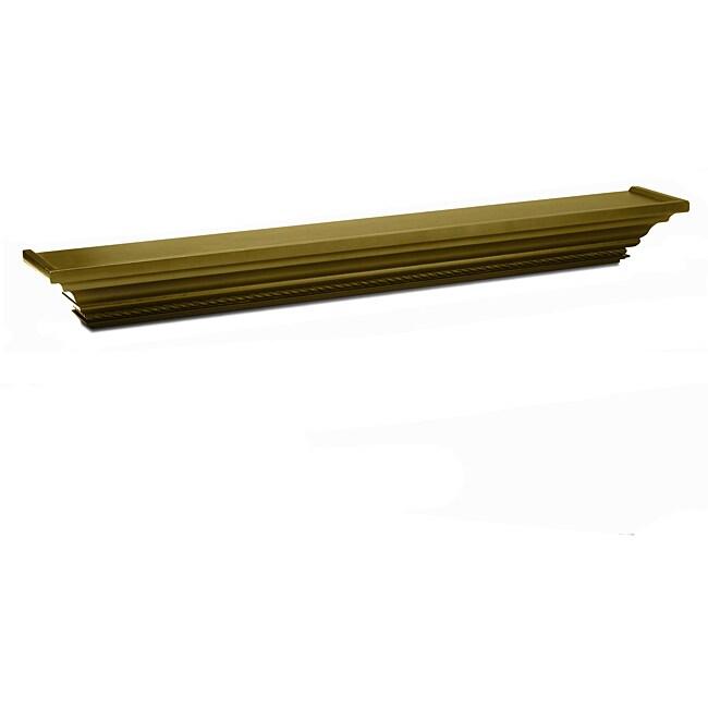 Mellanco 48-inch Oak Finish Ledge