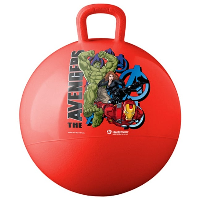 Marvel Avengers Vinyl Hopper Ball Toy