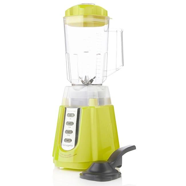 Bon Appetit Green 8-blade Dual-action Power Blender