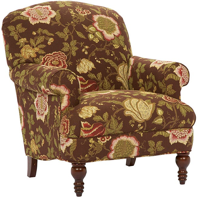 Broyhill Sophia Floral Accent Chair Free Shipping Today