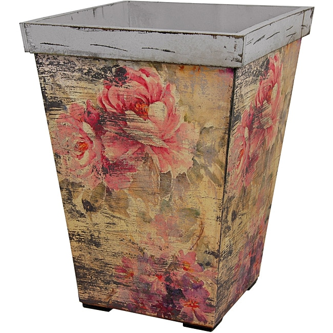Rustic Peonies Planter (China)