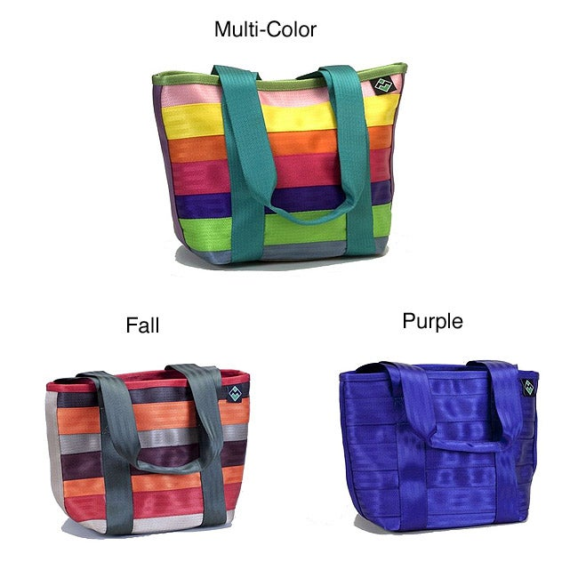 Maggie Bags Seatbelt Campus Tote - Thumbnail 0