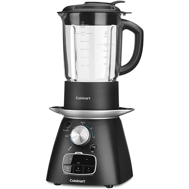 Cuisinart SBC-1000 Blend and Cook Soup Maker (Refurbished) - Thumbnail 0