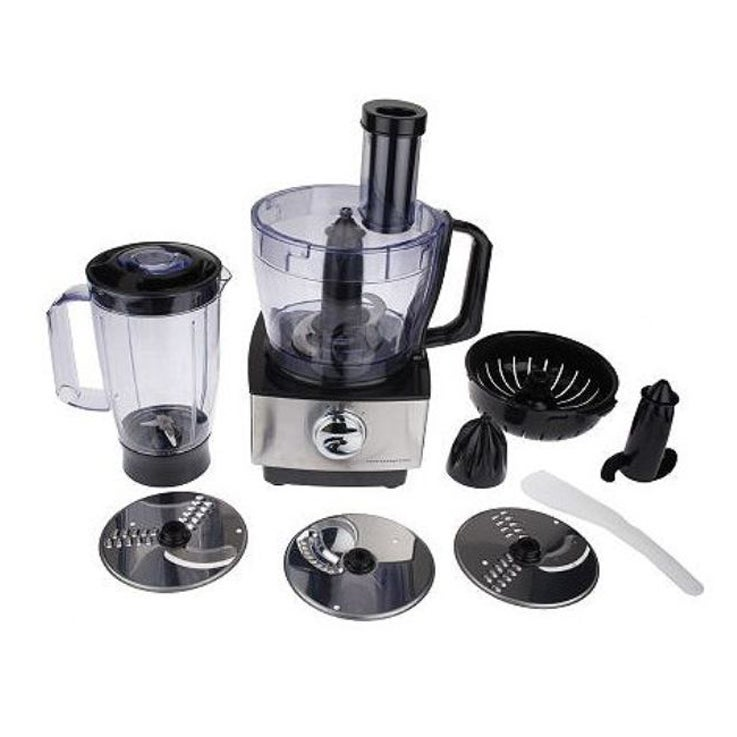 Cooks Essentials Multi-Function Food Processsor Blender Juicer (Refurbished)