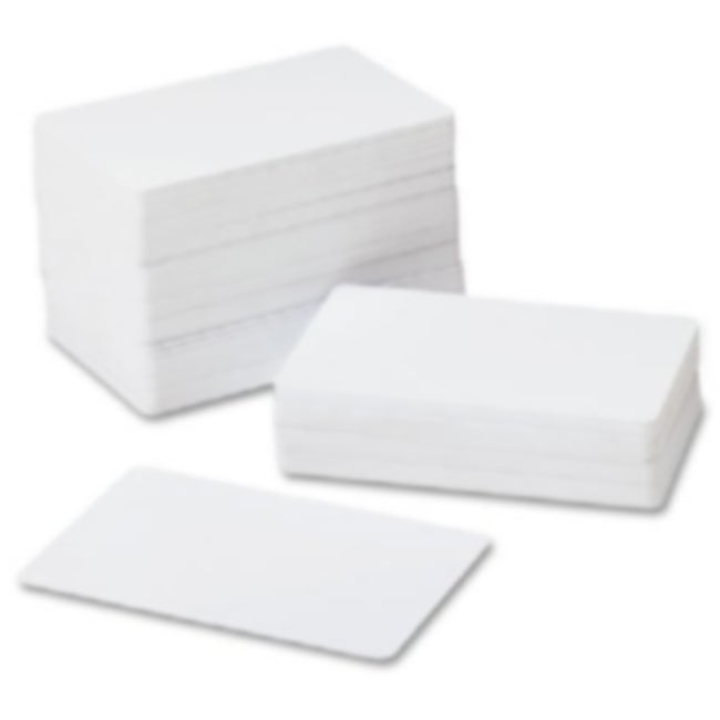 GBC BadgeMates White PVC Cards (Pack of 100)