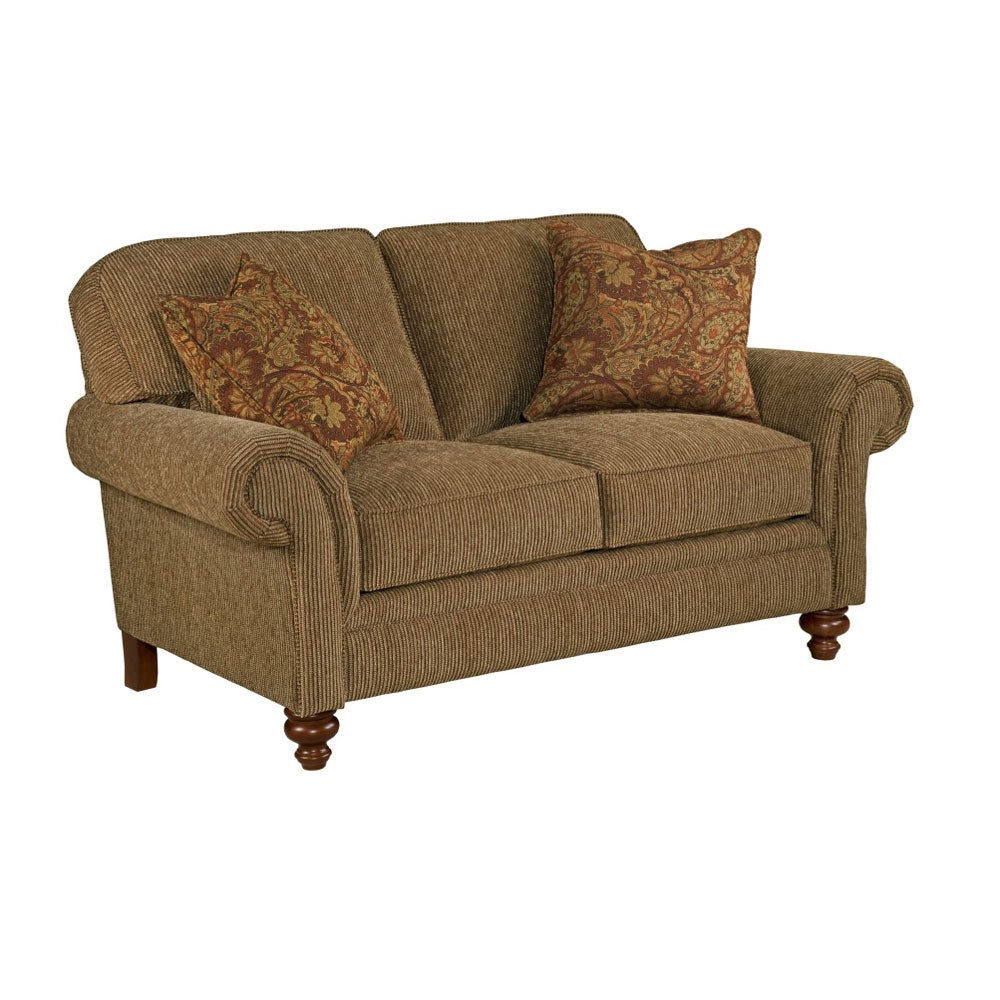 Lara Ii Elegant Traditional Loveseat Free Shipping Today Top Grain Leather  Sofa And Loveseat Set Top Grain Leather Sofa Near Me