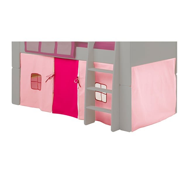 Popsicle Pink Play Curtains