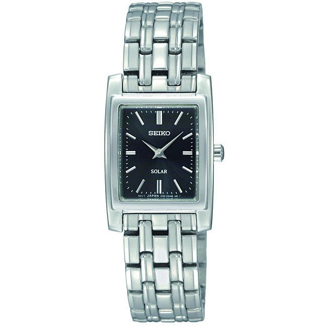 Seiko Women's Stainless Steel Watch