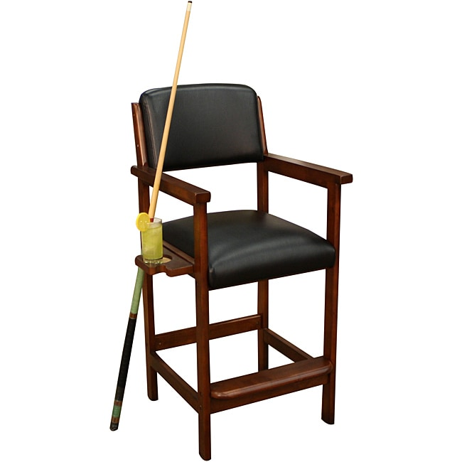 Billiards Saratoga Finish Viewing Chair