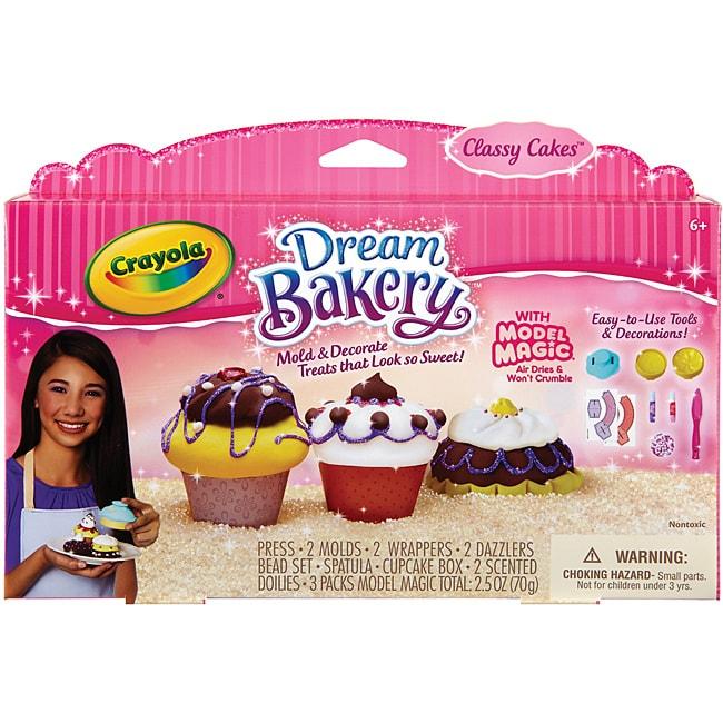 Dream Bakery With Model Magic Cute Cupcakes