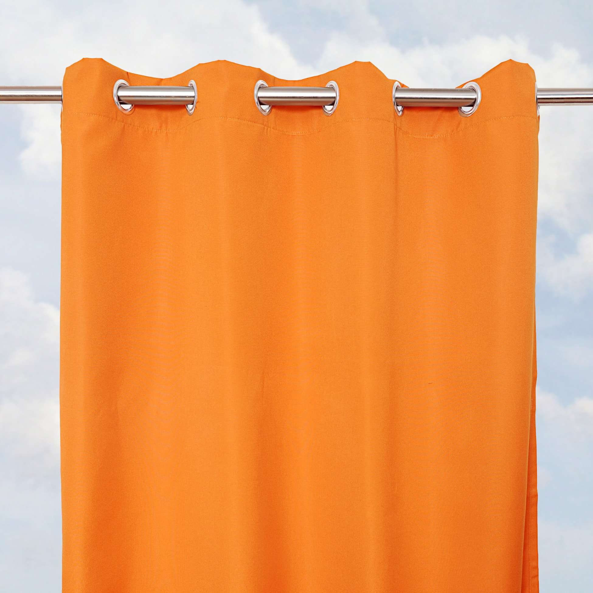 Sunbrella Bay View Tuscan 96-inch Outdoor Curtain Panel