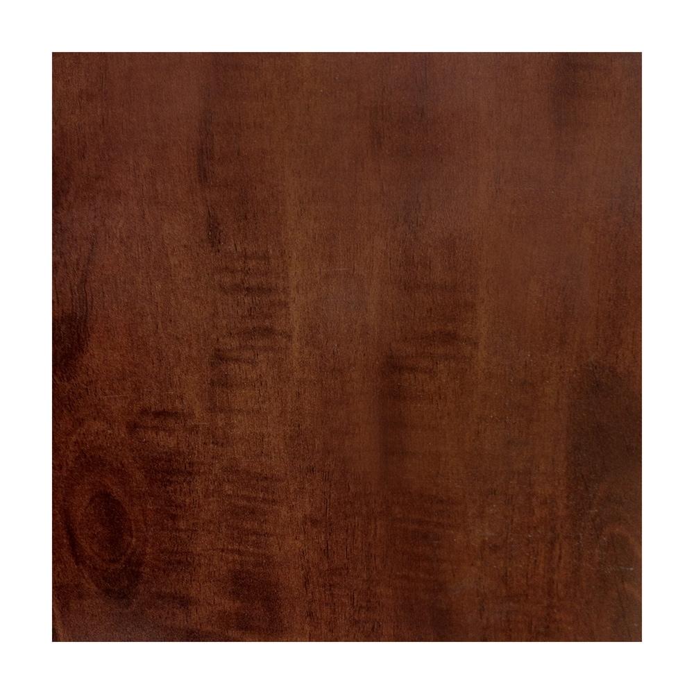 LessCare 'Century Series' Mahogany Glueless Locking System Laminate Flooring Planks (Set of 9)