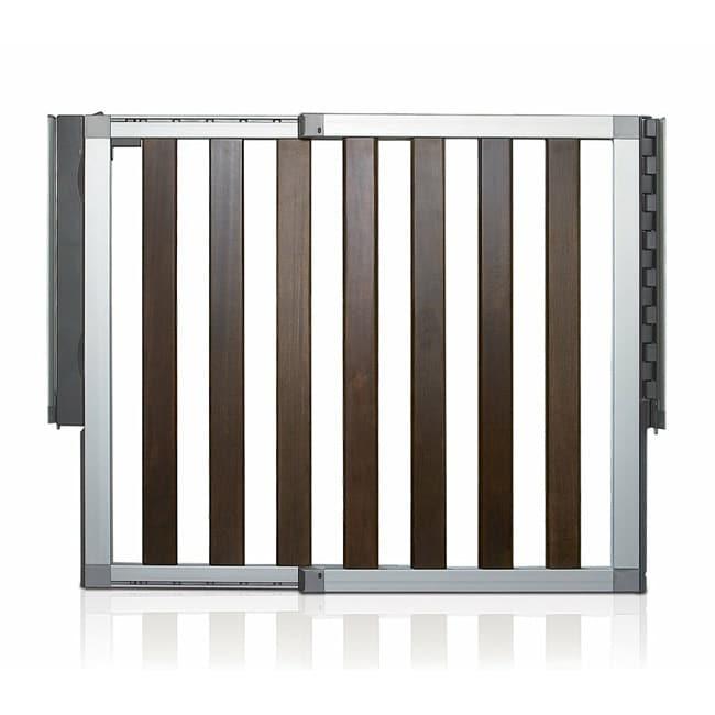 Munchkin Numi Dark Wood Child Safety Gate
