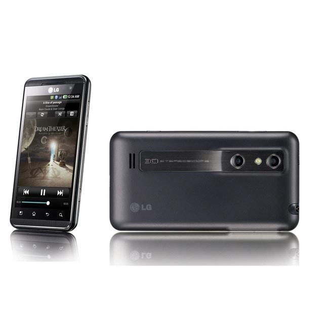 LG Thrill 4G GSM Unlocked Cell Phone