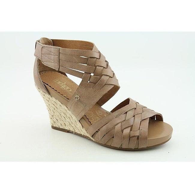 Indigo By Clarks Women S Sky Pocomo Tan Sandals Free