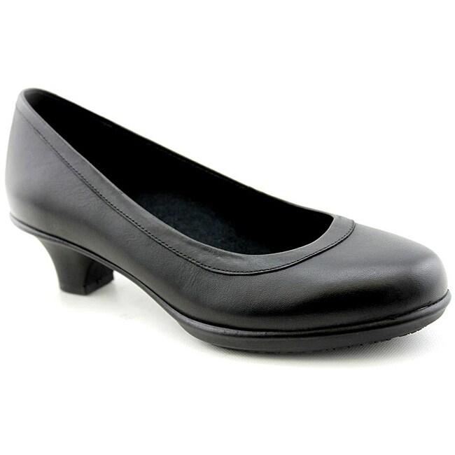 600cf33706260 Shop Crocs Women s Grace Heel Black Dress Shoes - Free Shipping Today -  Overstock.com - 6757003