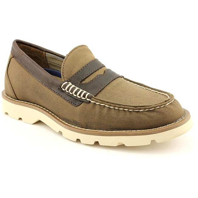 Sperry Top Sider Men's Shipyard Penny Brown Casual Shoes