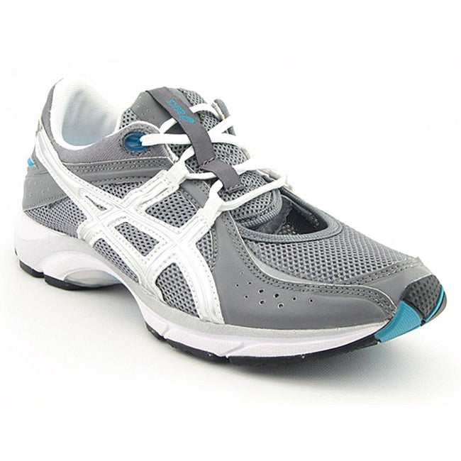 Asics Women's Gel-Euphoria Gray Athletic