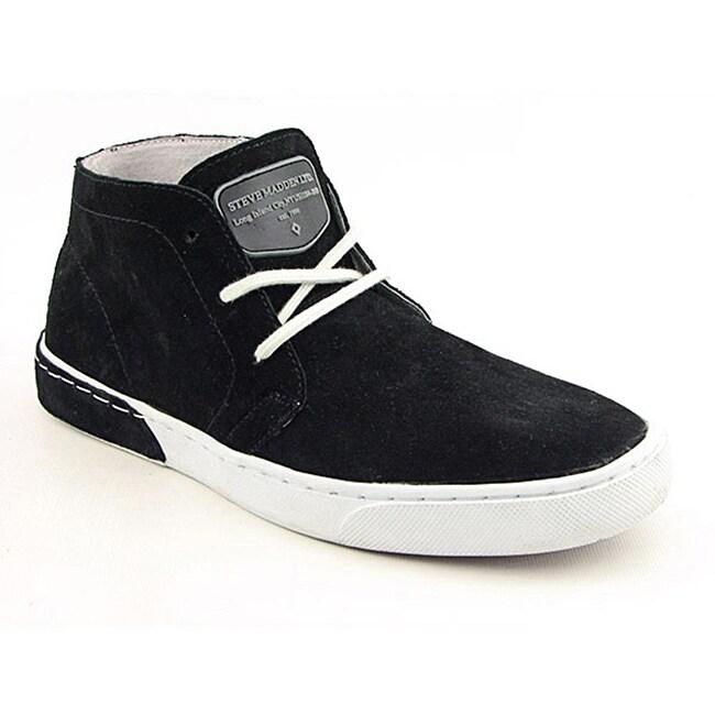 Steve Madden Men's Upton Black Casual Shoes