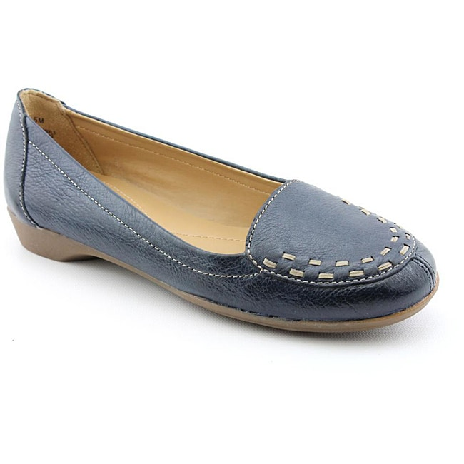 naturalizer s blue navy blue casual shoes