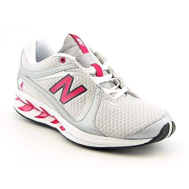New Balance Women's WW855 Gray Athletic - Thumbnail 0